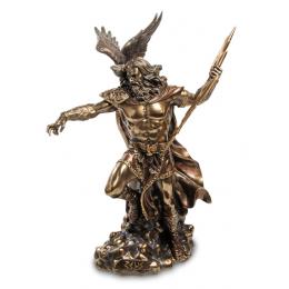 """Статуэтка Veronese """"Зевс - Громовержец"""" (bronze)"""