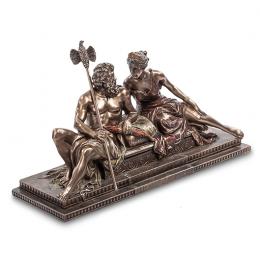 """Статуэтка Veronese """"Зевс и Гера"""" (bronze)"""