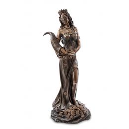 """Статуэтка Veronese """"Фортуна - богиня удачи"""" 74см (bronze)"""