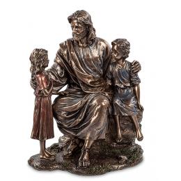 """Композиция Veronese """"Проповедь Иисуса"""" (bronze)"""