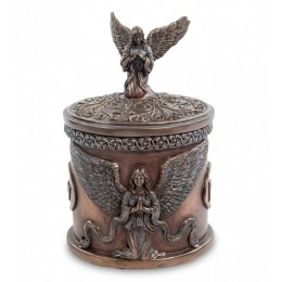 "Шкатулка Veronese ""Ангел"" (bronze)"