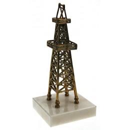 """Статуэтка """"Нефтяная вышка"""""""