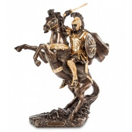 "Статуэтка Veronese ""Александр Македонский"" (bronze/gold)"