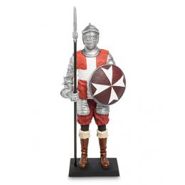 """Статуэтка Veronese """"Мальтийский воин"""" (color)"""