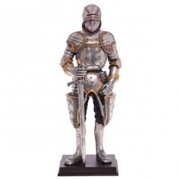 "Статуэтка Veronese ""Отважный рыцарь"", выс.28см"