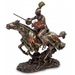 """Статуэтка Veronese """"Рыцарский турнир"""" (bronze)"""