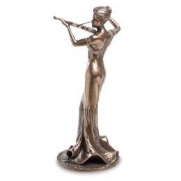 """Статуэтка Veronese """"Скрипачка"""" (bronze)"""