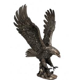 """Бронзовая статуэтка орла """"Хранитель гор"""""""