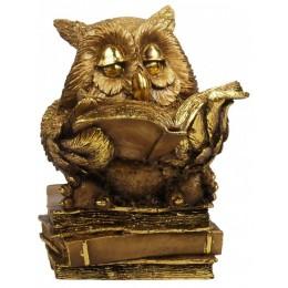 """Скульптура """"Мудрая сова"""""""