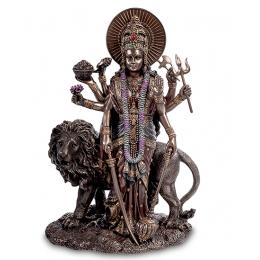 """Статуэтка Veronese """"Богиня Дурга - защитница богов и мирового порядка"""" (bronze)"""