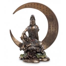 "Статуэтка Veronese ""Гуаньинь - богиня милосердия"" (bronze)"