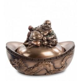 "Статуэтка Veronese ""Хотей"" (bronze)"