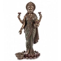 """Статуэтка Veronese """"Лакшми - Богиня изобилия, богатства и счастья"""" (bronze)"""