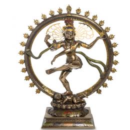 "Статуэтка Veronese ""Шива Натараджа - король танца"" (bronze)"