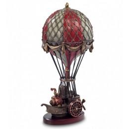 """Статуэтка Veronese в стиле Стимпанк """"Воздушный шар"""" (bronze)"""