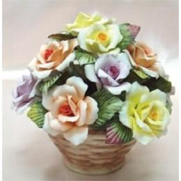"""Корзина с цветами """"Розы"""""""