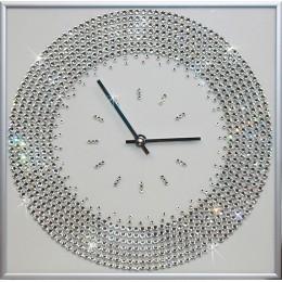"""Часы с кристаллами Swarovski """"Ожерелье 4"""""""