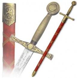 """Декоративный меч """"Excalibur"""", в ножнах"""