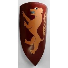 """Изысканный щит """"Норманский медведь"""""""