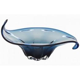 """Декоративная стеклянная ваза """"Jenna"""", выс.21см"""