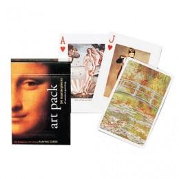"""Коллекционные игральные карты c пластиковым покрытием """"Art Of Japan"""", 55 карт"""