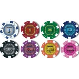 """""""RussianPro 500 New"""", Профессиональный набор для игры в покер"""