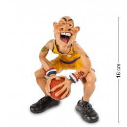 "RV-208 Фигурка Баскетболист ""В предвкушении..."" мал. (W.Stratford)"