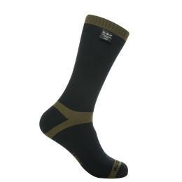 Водонепроницаемые носки DexShell Trekking Green (размер M)