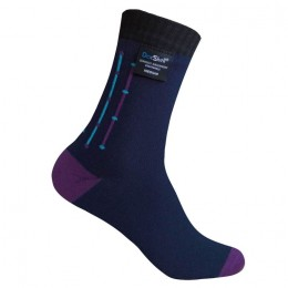 Водонепроницаемые носки DexShell Ultra Flex Socks Navy (размер L)