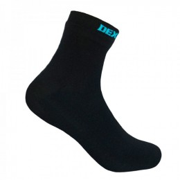 Водонепроницаемые носки DexShell Ultra Thin Socks DS663BLK (размер L)