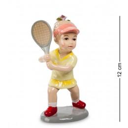 "CMS-12/32 Статуэтка Девочка ""Игра в теннис"" (Pavone)"