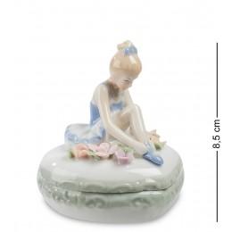 """CMS-19/22 Шкатулка """"Балерина"""" (Pavone)"""