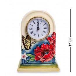 """JP-852/12 Часы """"Цветущий сад"""" (Pavone)"""