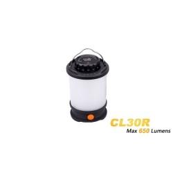 Фонарь Fenix CL30R (черный, серый) (серый)
