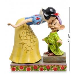 """Disney-4043650 Фигурка """"Белоснежка и Простачок (Нежное прощание)"""""""