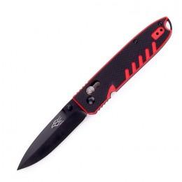 Нож Firebird (by Ganzo) F746-3-RB черно-красный