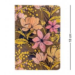 """BM-06/1 Блокнот сред. """"Весенние цветы"""" (3D твердая обложка)"""