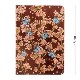 """BM-06/2 Блокнот сред. """"Весенние цветы"""" (3D твердая обложка)"""