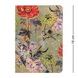 """BM-06/4 Блокнот сред. """"Весенние цветы"""" (3D твердая обложка)"""