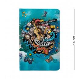 """BM-09/1 Блокнот мал. """"Звуки музыки"""" (3D твердая обложка)"""
