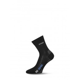 Носки Lasting OLI 900, черные (размер S)