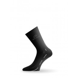 Носки Lasting WLS 900, черные (размер L)