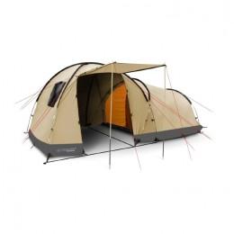 Палатка Trimm Family Arizona II, 4+1 (песочная, синяя) (песочная)