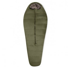 Спальный мешок Trimm BATTLE, хаки, 185 R