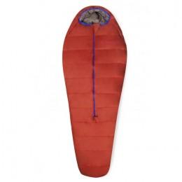 Спальный мешок Trimm BATTLE, красный, 195 R