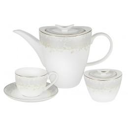 Чайный набор 14 предметов Венок