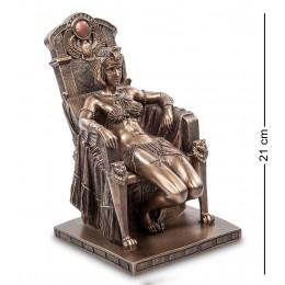 """WS-446 Статуэтка """"Клеопатра на троне"""""""