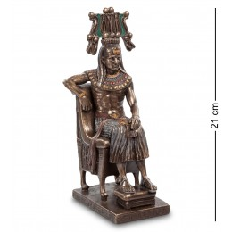 "WS-470 Статуэтка ""Фараон на троне"""