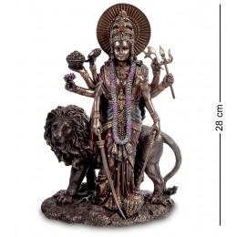 """WS-543 Статуэтка """"Богиня Дурга - защитница богов и мирового порядка"""""""