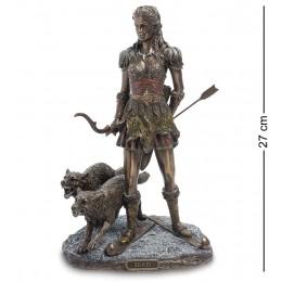 """WS-577 Статуэтка """"Скади - богиня охоты, зимы и гор"""""""